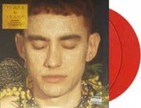 YEARS & YEARS Palo Santo Vinyl Record LP Polydor 2018 Red Vinyl